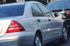 Traffic jam Stock Images