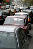Traffic-jam Stock Image