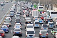 Traffic jam Royalty Free Stock Photography