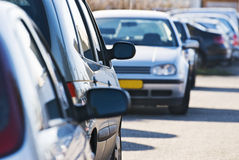 Traffic jam Royalty Free Stock Photography