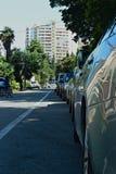 Traffic jam. Royalty Free Stock Photo
