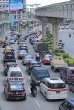 Traffic Jam Kuala Lumpur Stock Image