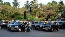 Traffic jam in Mumbai Royalty Free Stock Photo