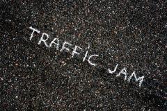 Traffic jam Royalty Free Stock Photo