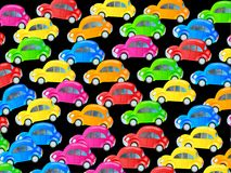 Traffic Jam Wallpaper Stock Photos