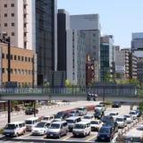 Traffic in Japan Royalty Free Stock Photo