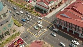 Traffic Junction stock video