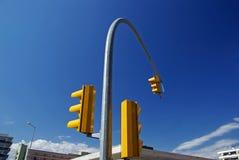 Traffic light. Stock Photos