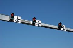 Traffic-light Royalty Free Stock Photography
