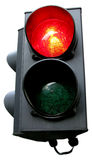 Traffic light. Isolated image of Traffic light stock image