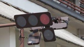 Traffic Light.  Royalty Free Stock Photography
