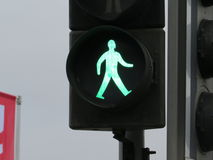 Traffic Light Royalty Free Stock Photography