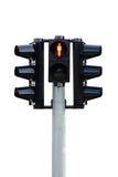 Traffic light isolated Stock Image