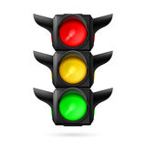 Traffic light Royalty Free Stock Photo