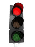 Traffic Light Red Stock Images