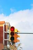 Traffic light royalty free stock photo