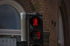Traffic Light, Signaling Device, Light Fixture, Lighting royalty free stock image