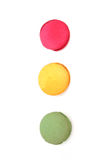 Traffic light sweets Stock Photos