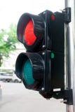 Traffic Light symbolic Stock Image