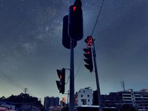 The traffic light stock images