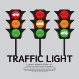 Traffic Light. Royalty Free Stock Photos