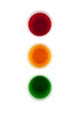 Traffic light watter concept Stock Photo