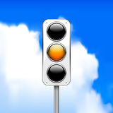 Traffic light Stock Photography