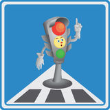 Illustration of car stopped at pedestrian crossing - Zebra Crossing Kids Stock Photos Images Amp Pictures 86
