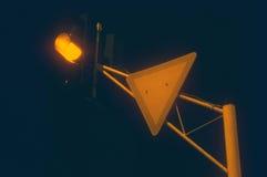 Traffic light Royalty Free Stock Photos