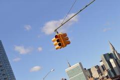 Traffic light. Royalty Free Stock Image