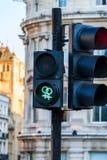Traffic lights светофор Stock Photos