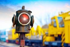 Traffic lights Stock Image