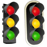 Traffic lights. Stock Photos