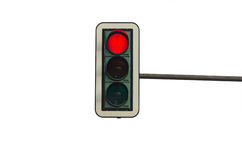 Traffic lights, Royalty Free Stock Photography