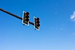 Traffic lights Royalty Free Stock Photos