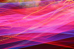 Free Traffic Lights In Motion Blur. Stock Photo - 35593770
