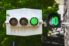 Traffic lights, traffic light, stoplight, traffic signal Royalty Free Stock Photography