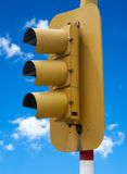 Traffic ligts Royalty Free Stock Images