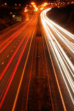 Traffic lines. Royalty Free Stock Images