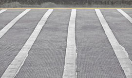 Traffic lines Stock Images