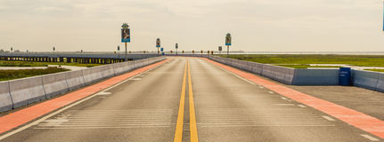Traffic lines Royalty Free Stock Photography