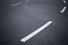 Traffic markings Royalty Free Stock Photos