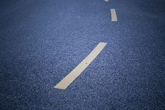 Traffic markings Royalty Free Stock Photography