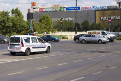 Traffic motorization Stock Images