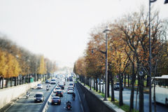 Traffic Royalty Free Stock Photography