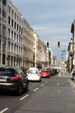 Traffic Potsdam Street Stock Photography