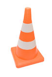 Traffic road cone Royalty Free Stock Image