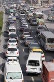 Traffic During Rush Hour Stock Image