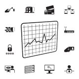 traffic schedule icon. Detailed set of cyber security icons. Premium quality graphic design sign. One of the collection icons for stock illustration