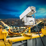 Traffic security camera Stock Photography